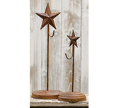 2/Set,  Star Wreath Stands