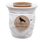 Cranberry Nut Bread Tart