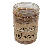 Country Cupboard Jar Candle, 8oz