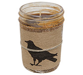 Brown Sugar Jar Candle, 8 oz