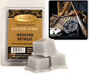 Weekend Retreat Scent Cubes