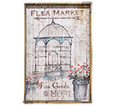 Flea Market Sign