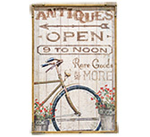Antique Board Sign