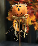 Pumpkin Head Pick