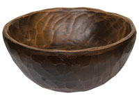 Treenware Carved Bowl - Small