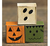 3/Set, Boo Friends Blocks