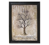 Roots Remain Framed Print