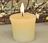 Sweet Pear Crisp Votive Candle