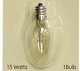 Wax Melter Replacement Bulb