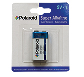 9 Volt Alkaline Battery - 1 pc.