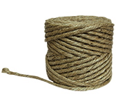 Jute Cord, 4 Ply -135 ft