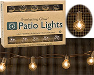 Patio Light Strand, 20 ct