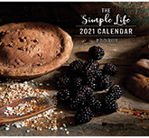 2021 The Simple Life Wall Calendar