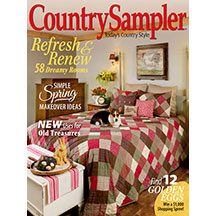 COUNTRY SAMPLER - MARCH