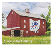 A Year in the Country 2017 Calendar
