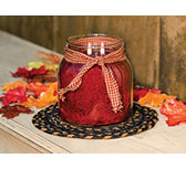 Juicy Apple Jar Candle, 34 oz