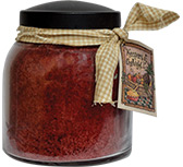 Cinnamon Twist Jar Candle, 34 oz