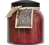 Cranberry Orange Jar Candle