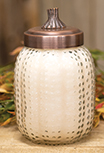 Pumpkin Jar Candle, Pumpkin Chata