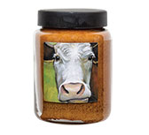 Cow Jar Candle, 26oz