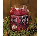 Home for the Holidays Jar Candle, 26oz