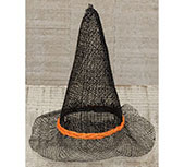 Sinamay Witch Hat, 6\