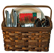 *Hostess/Organizer Basket