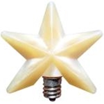 Star Silicone Warm Bulb, 3\