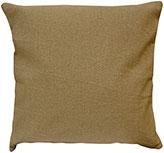 Burlap Pillow Sham