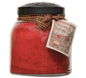 Baked Candy Apple Jar Candle