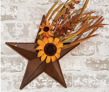 """Rusty Pocket Star, 12"""""""