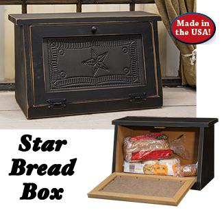 Star Bread Box