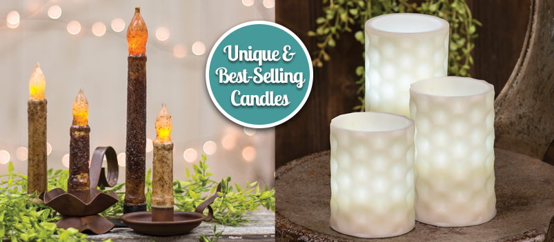 Shop Best-Selling Candles!