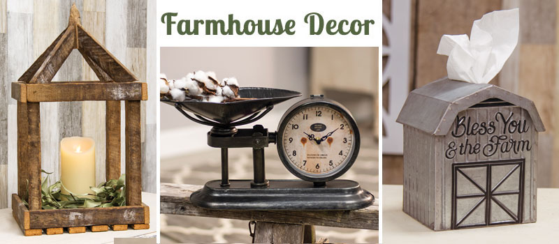 Shop brand new home decor!