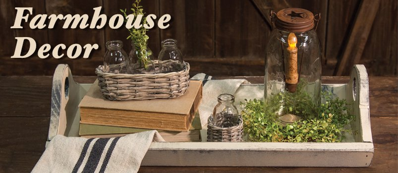 Farmhouse Fresh Home Decor