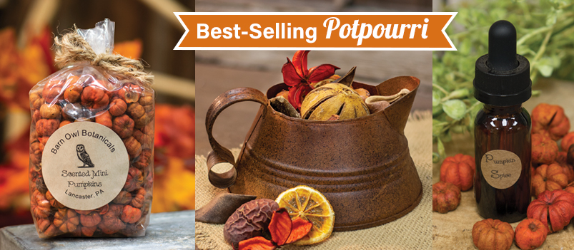 Shop Best-Selling Potpourri, made in the USA!