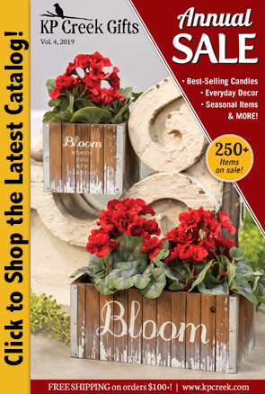 KP Creek Catalog Volume 4, 2019. Annual Sale Catalog.